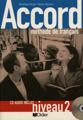 Imagem de ACCORD 2 - LIVRE DE L´ELEVE AVEC CD-AUDIO