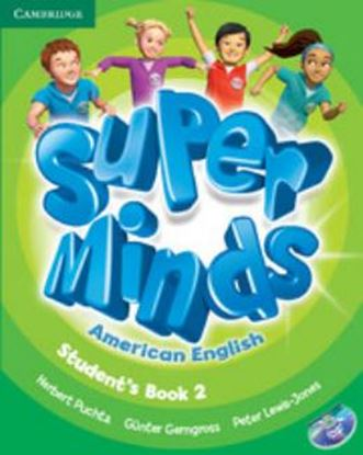 Imagem de SUPER MINDS AMERICAN ENGLISH 2 - STUDENT´S BOOK WITH DVD-ROM