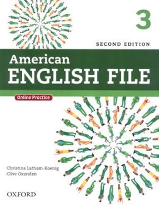 Imagem de AMERICAN ENGLISH FILE 3 STUDENTS BOOK WITH ONLINE SKILLS - 2ND ED