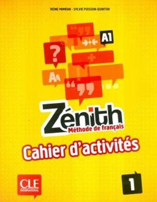 Imagem de ZENITH 1 - CAHIER D´EXERCICES (A1)