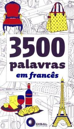 Imagem de 3500 PALAVRAS EM FRANCES