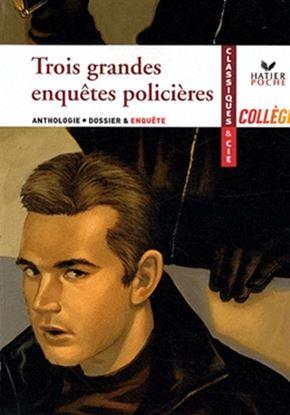 Imagem de TROIS GRANDES ENQUETES POLICIERES