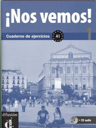 Imagem de ¡NOS VEMOS! A1 - CUADERNO DE EJERCICIOS + CD AUDIO
