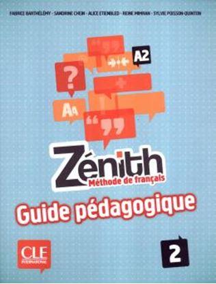 Imagem de ZENITH 2 - GUIDE PEDAGOGIQUE (A2)
