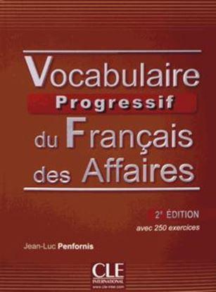 Imagem de VOCABULAIRE PROGRESSIF DU FRANCAIS DES AFFAIRES - LIVRE + CD AUDIO - 2E EDITION