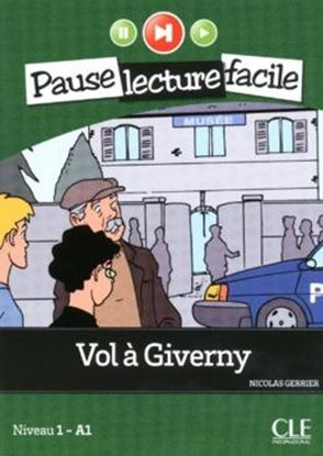 Imagem de VOL A GIVERNY + CD AUDIO NIVEAU 1