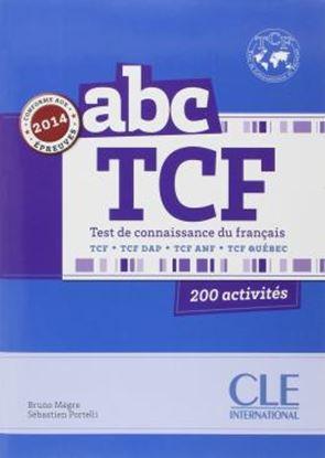 Imagem de ABC TCF - CONFORME EPREUVE 2014 - LIVRE + CD AUDIO