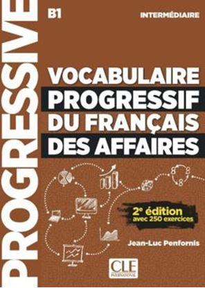 Imagem de VOCABULAIRE PROGRESSIF DU FRANCAIS DES AFFAIRES - NIVEAU INTERMEDIAIRE + CD - 2ª ED