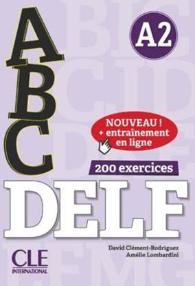Imagem de ABC DELF A2 + DVD + CORRIGES + APPLI - NOUVELLE EDITION