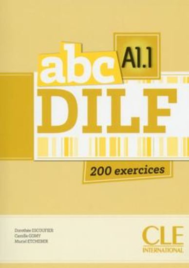 Picture of ABC DILF A1.1 + LIVRET + CD AUDIO