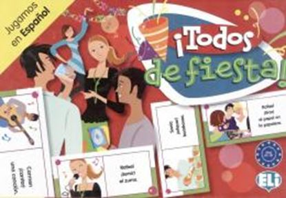 Imagem de ¡TODOS DE FIESTA! - LIVELLO A2-B1
