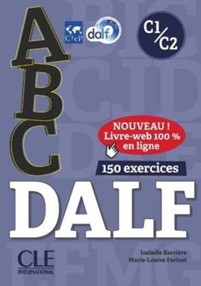 Imagem de ABC DALF C1/C2 - LIVRE + CORRIGES + CD AUDIO - NOUVELLE EDITION